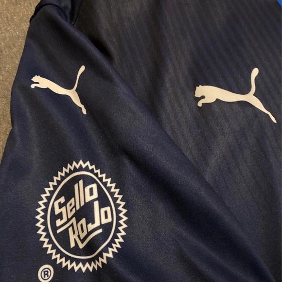 20/2021 Chivas third jersey